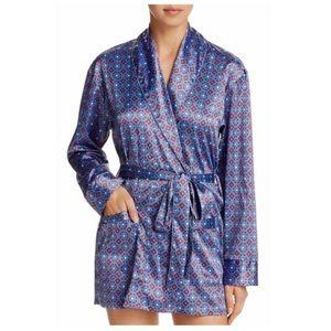 Sam Edelman smoking jacket robe NWT